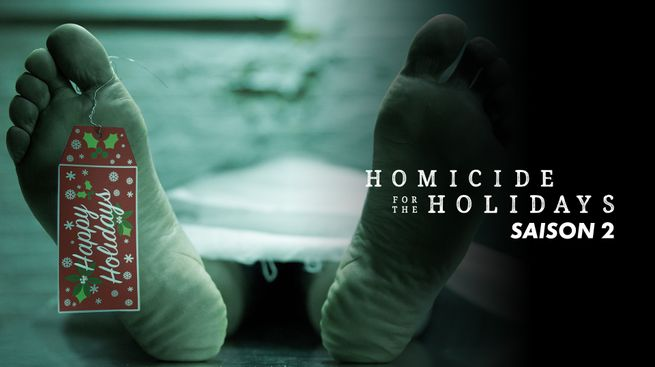 Homicide for the Holidays - Saison 2