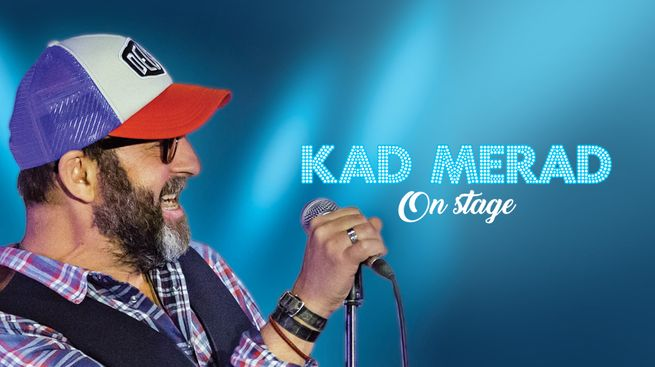 Kad Merad on Stage