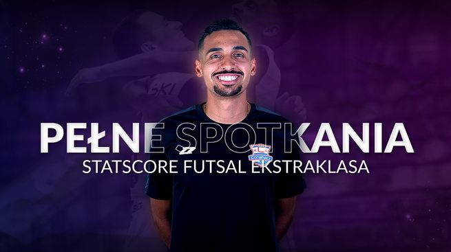 Mecze Statscore Futsal Ekstraklasy