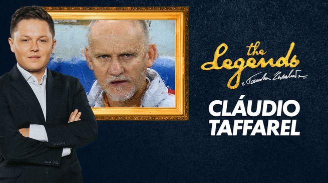 The Legends: Claudio Taffarel