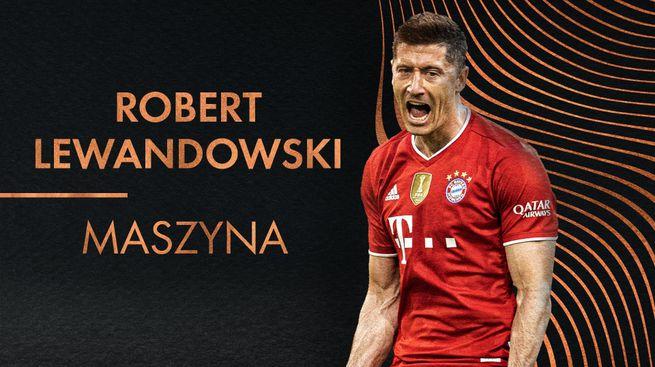 Robert Lewandowski. Maszyna