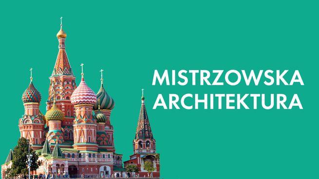 Mistrzowska Architektura