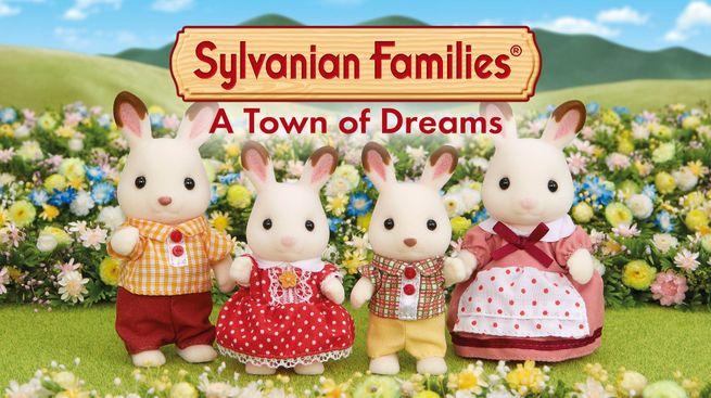Sylvanian Families – A Town of Dreams
