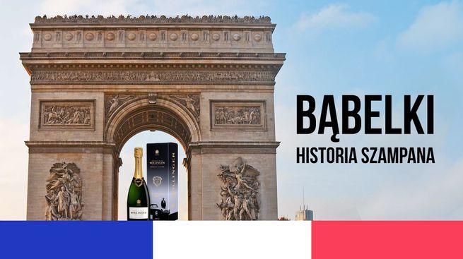 Bąbelki - historia szampana