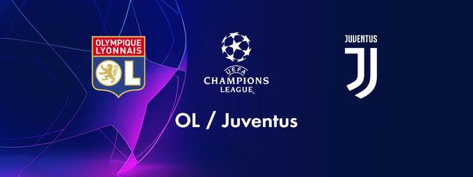 Lyon (Fra) / Juventus Turin (Ita)