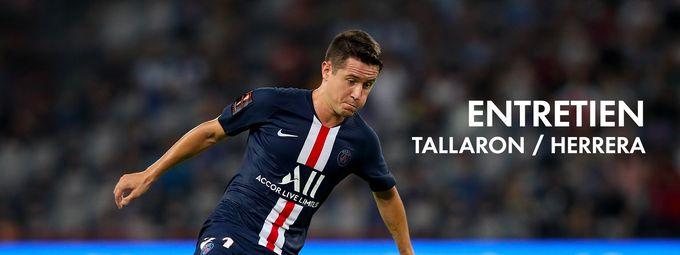 L'interview intégrale d'Ander Herrera par Olivier Tallaron : Football - PSG