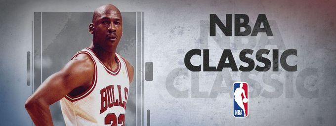 NBA Classic Games