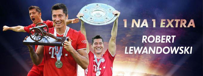 1 na 1 Extra: Robert Lewandowski - Sezon 1