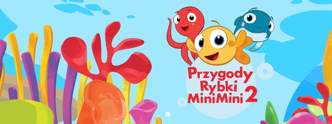 Przygody Rybki MiniMini - Sezon 2
