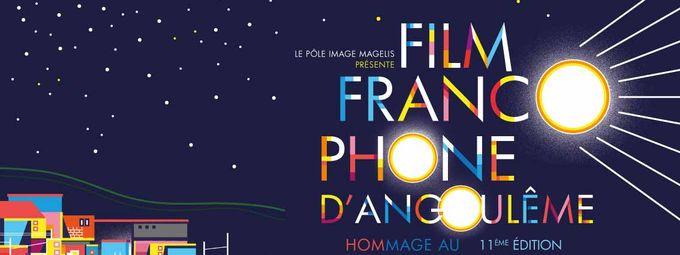 Palmarès du Festival du Film Francophone d'Angoulême en partenariat avec CANAL +