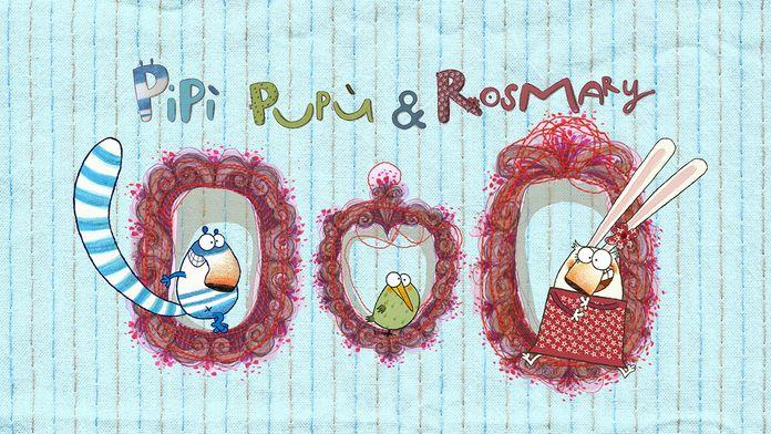 Pipi, Pupu et Rosemarie