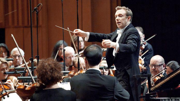 Daniel Harding et l'Orchestre de Paris : Wagner, Benjamin et Brahms