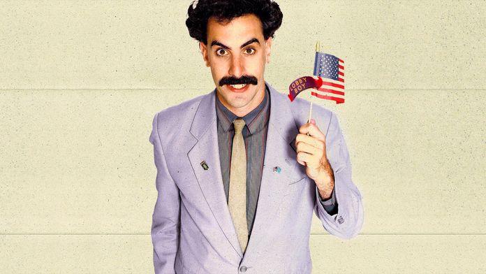Borat, leçons culturelles sur l'Amérique pour profit glorieuse nation Kazakhstan