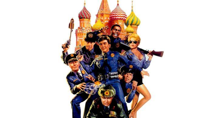 Police Academy 7 : mission à Moscou