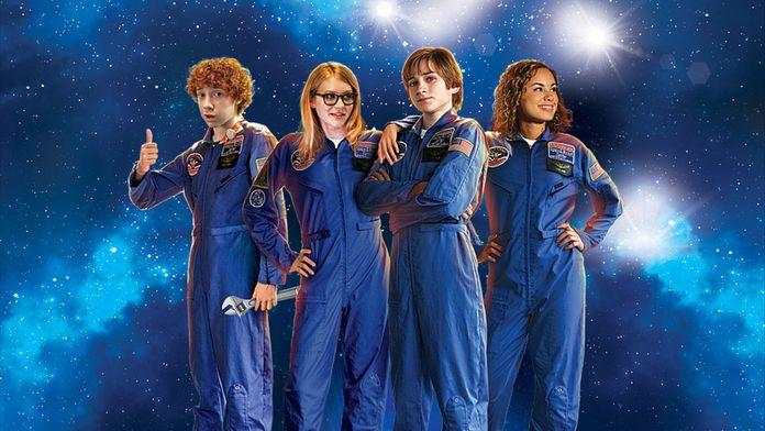 Les sauveurs de l'univers