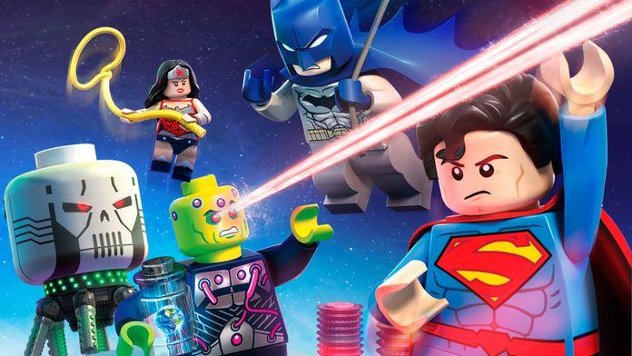 Lego DC : Affrontement cosmique