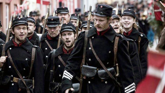 1864 : Amour et trahisons en temps de guerre