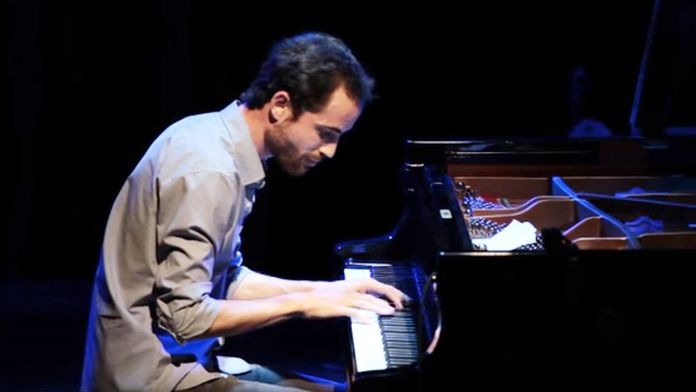 Jazz Fest Sarajevo : Nitai Hershkovits solo