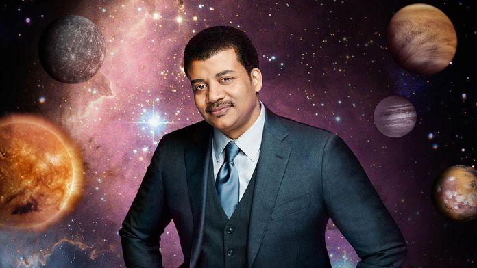 Cosmos : une odyssée à travers l'univers