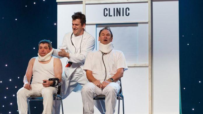 Signé Taloche : Clinic