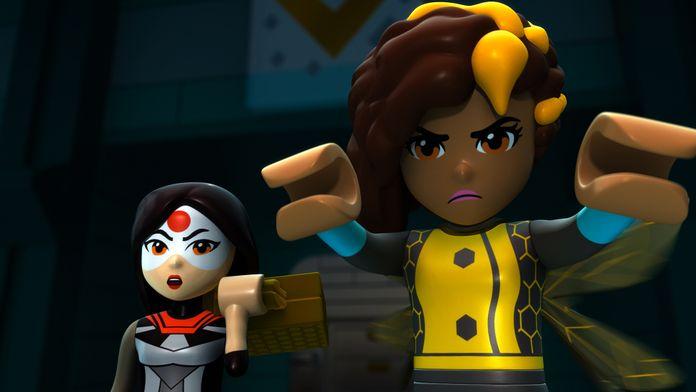 Lego DC Super Hero Girls : Rêve ou réalité