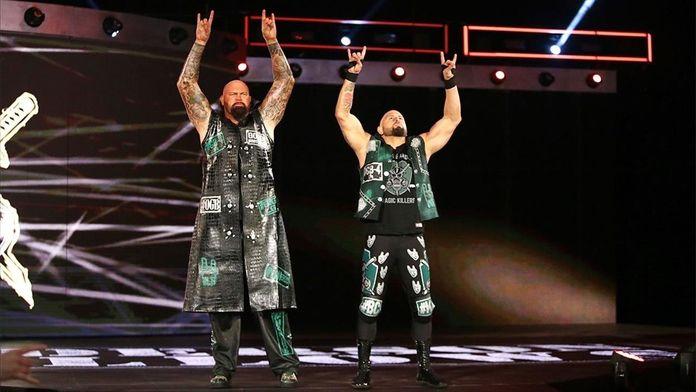 WWE Raw à Brooklyn