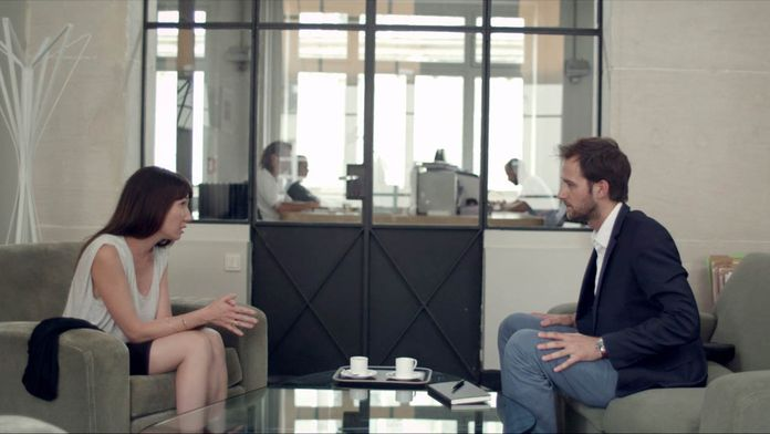 Un entretien