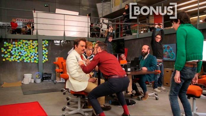 Gaston, l'univers du gaffeur, le bonus