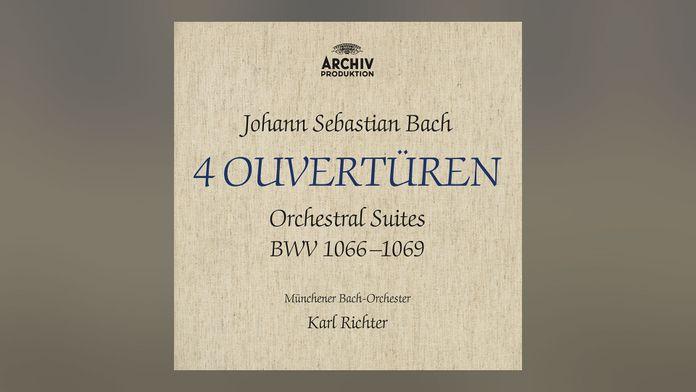 J.S. Bach - Suite pour orchestre n°3 en ré majeur