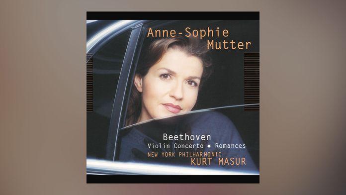 Beethoven - Romance pour violon n° 1 en sol majeur