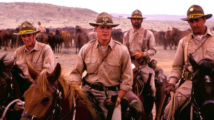 L'honneur de la cavalerie