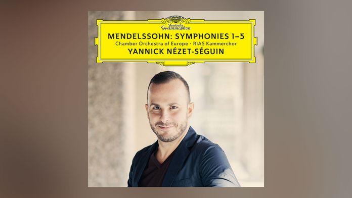 Mendelssohn - Symphonie n° 1 en ut mineur