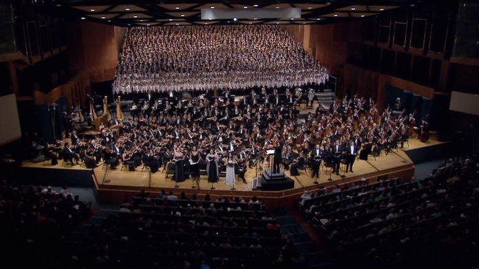 Mahler - Symphonie n° 8 - Gustavo Dudamel