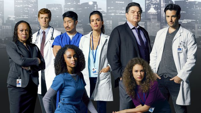 Chicago Med - S1