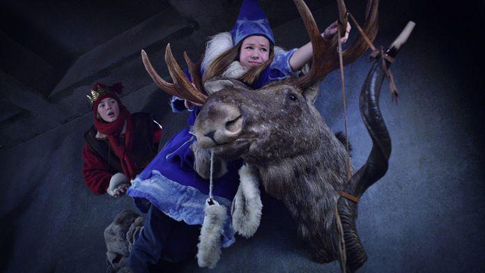 Le royaume de glace : à la recherche de la corne enchantée