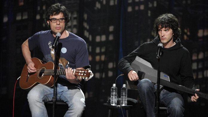 Flight Of The Conchords - Stand Up