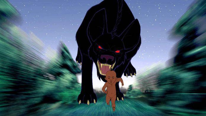 Kirikou et les bêtes sauvages