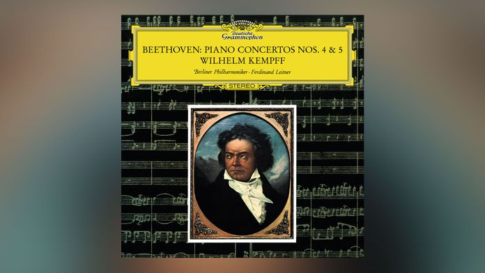 Beethoven - Concerto pour piano n° 4 en sol majeur