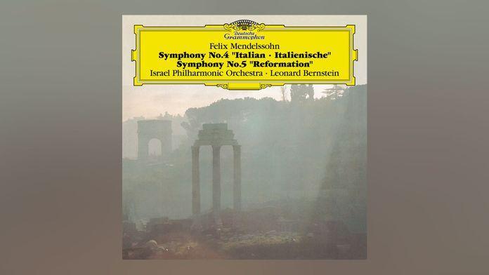 Mendelssohn - « Symphonie italienne », n° 4 en la majeur