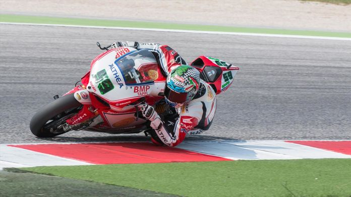 La course des Moto 2