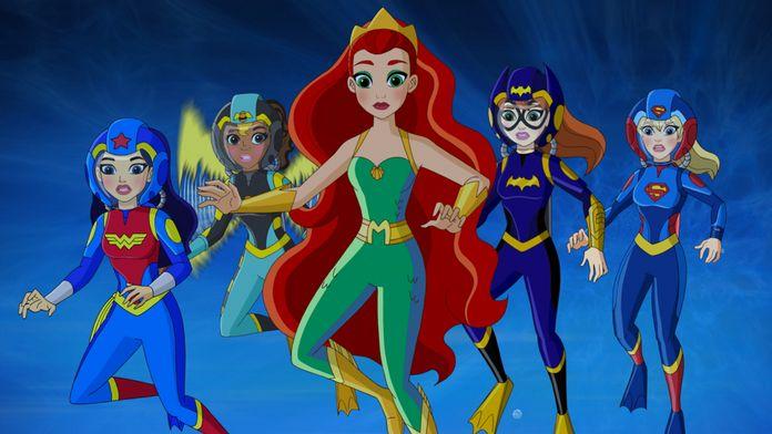 DC Super Hero Girls : Les légendes de l'Atlantide