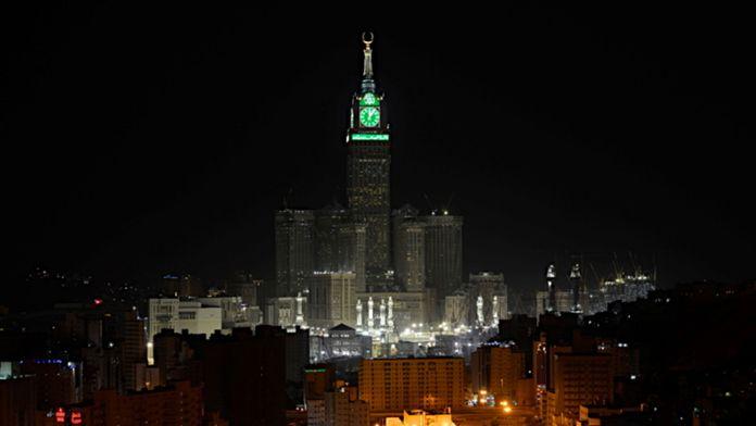 La plus grande horloge du monde