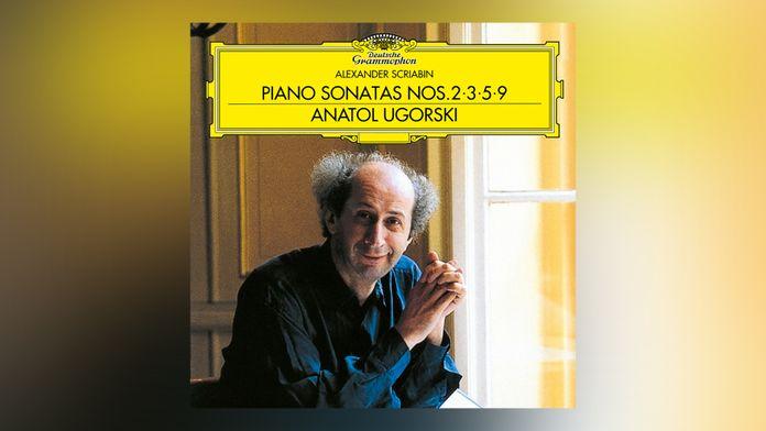 Scriabine - Sonate pour piano n° 5 en fa dièse majeur
