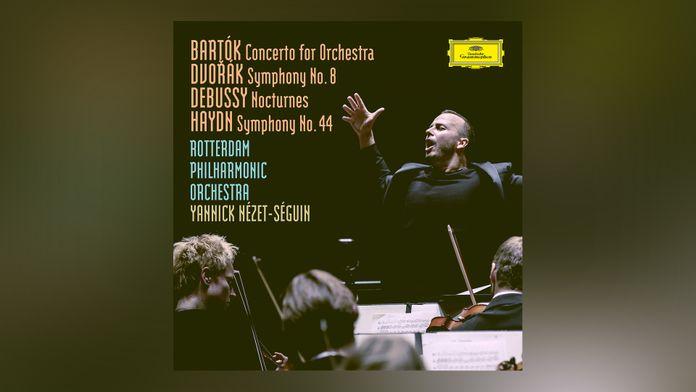 Dvořák - Symphonie n° 8 en sol majeur