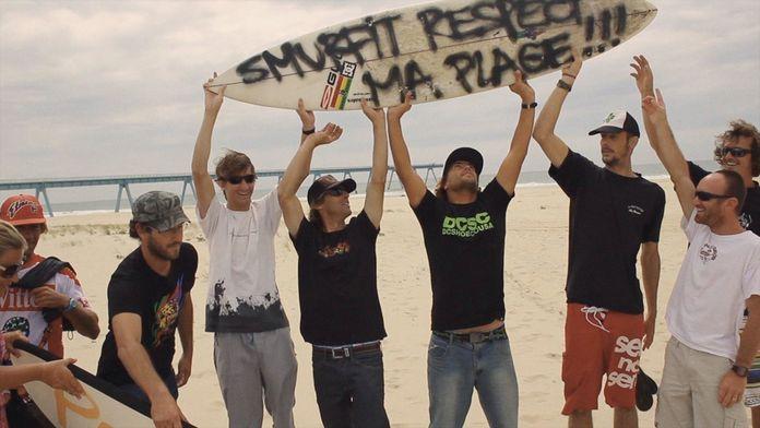 White Waves, le combat des surfeurs