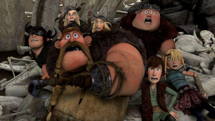 Dragons : l'intégrale des mini-films