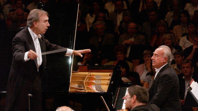 Beethoven - Concerto pour piano n°4 - Pollini, Abbado