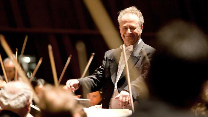 Emmanuel Krivine et l'Orchestre national de France : Rachmaninov, Dvorák
