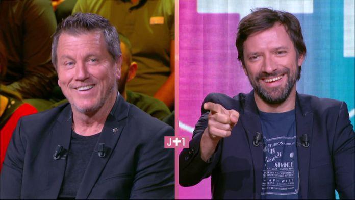 Julien Cazarre avec Pascal Olmeta !