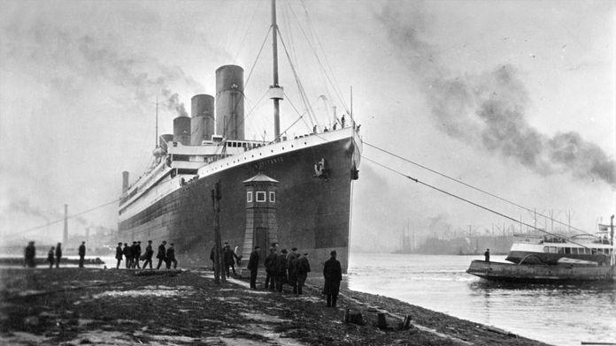 Titanic : Affaire classée : La théorie de l'incendie